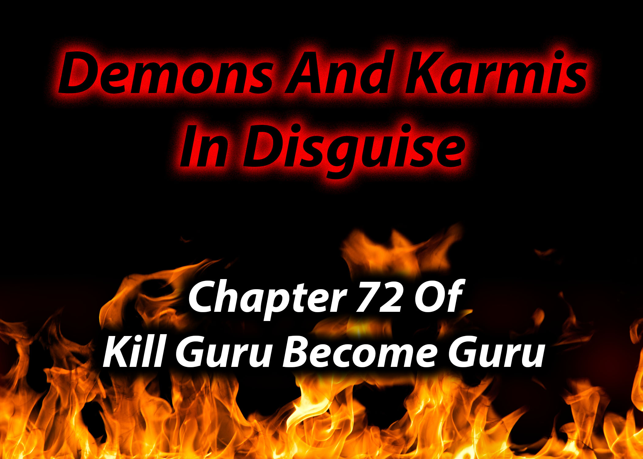 Demons and Karmis in disguise of Devotees